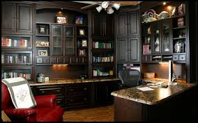 wonderful built home office. Custom Home Office Furniture Wonderful Cabinets And Built In Desks Within Designs 8