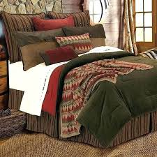 brown and green bedding country style bedroom ideas with dark green comforter set and red within sets design 2 olive brown and seafoam green bedding