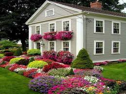 Small Picture Flower bed garden ideas