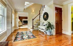 which direction to lay wood flooring in a hallway flooring designs