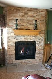 rock fireplace makeover lava rock fireplace full size of makeover best color to paint brick painted rock fireplace