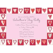 valentines party invitations all free wallpaper download valentine day party invitation cards