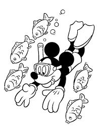 Minnie Mouse Baby Kleurplaat Goofy Goof Spielt Gitarre Zum Ausmalen