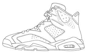 jordan shoes coloring sheets sneaker coloring page printable sneaker coloring book lovely jordan free