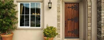 how to choose a front door wood steel