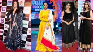 Bollywood Actress Suit Design Latest Bollywood Actress Designer Anarkali Suits Fashion Fiesta