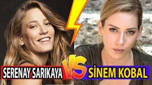 SERENAY SARIKAYA VS SİNEM KOBAL ( MEDCEZİR- SELENA ) - YouTube
