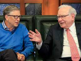 Bill Gates: Warren Buffett was my support in hardest days at Microsoft
