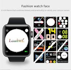 Smart Wristband <b>Men Women Smartwatch</b> Heart Rate Monitor Blood ...