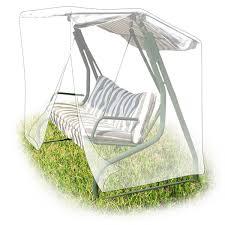 picture of outdoor swing hammock canopy cover seat patio weatherproof set zipper
