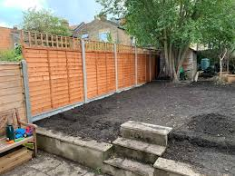 garden fencing in north london fence