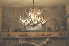 deer antler chandelier kit best home decor ideas deer antler inside antler chandelier