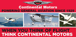 EarthX now approved by Continental Motors for their kit plane ...