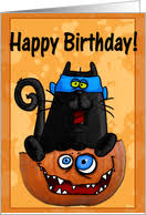 halloween birthday greeting halloween birthday cards from greeting card universe