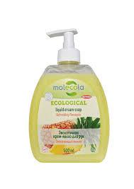 <b>Molecola Жидкое мыло</b> для рук Ананас, экологичное, 500мл ...