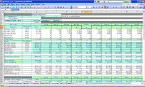 Business Budget Spreadsheet Simple Budget Spreadsheets Template Business