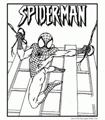Small Picture Baby Spiderman Coloring Pages Coloring Pages
