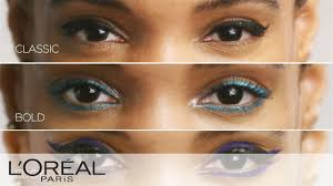 eyeliner makeup tutorial with infallible by l oréal
