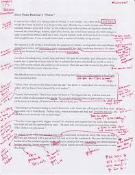 how to annotate an essay co how