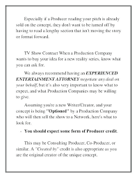 pitch document template tv show format template talk news script sample word program