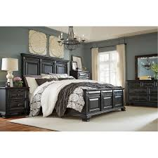 Image Wood Black Traditional Piece Queen Bedroom Set Passages Rc Willey Furniture Store Rc Willey Black Traditional Piece Queen Bedroom Set Passages Rc Willey