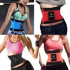 Details About Fitness Belt Xtreme Power Waist Trainer Shaper Gym Body Corset Sport Women Kiwi