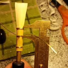 Bassoon Reed Making Index Of Instruments Bassoon Reed Making