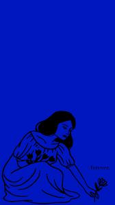 Dark Blue Aesthetic Tumblr Wallpaper ...