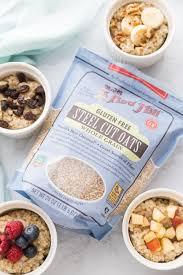 bob s red mill steel cut oats instant pot