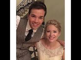 nathan kress wedding icarly. nathan kress\u0027s wedding photos with an epic reunion of \ kress icarly w