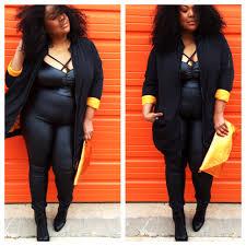 plus size black leather pants