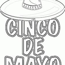 Mexico and cinco de mayo printable activities mexico coloring pages from coloring.ws. 11 Places To Find Free Cinco De Mayo Coloring Pages