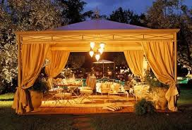 Outdoor Gazebo Lighting