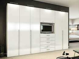 Modern Bedroom Closet Wardrobe Closet With Tv Space Google Search Bedroom Decorating