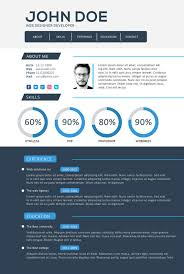 ... Nice Looking Fancy Resume 14 The Best Resume Templates 2015 ...