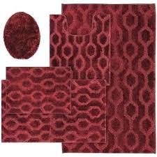 rust colored bath rugs bemaadizing org