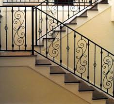 wrought iron railing. Wrought Iron Railings Exterior Outdoor Designs For Railing