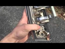 plete removal 350z door handle and fix