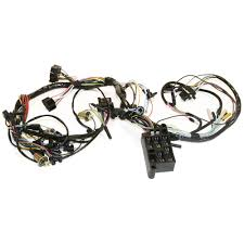 64 ud 2spd mustang amp under dash wiring harness with 2 speed painless wiring fox body mustang at 93 Mustang Dash Wiring Harness