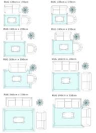 area rug sizes dining table size guide room bedroom choosing for living