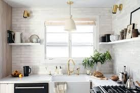 cambria quartz countertop in kitchen