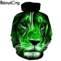 lion hoodies - <b>BIANYILONG</b> Official Store - AliExpress