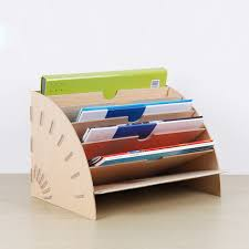 office desk tray. New Creative Wooden DIY Multifunction Office Desk Document Trays School Teachers Multi-sector Documentation Tray S
