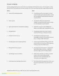 Resume Format Doc New Resume Template Valid Mba Resume New Resume