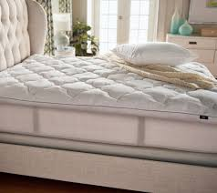 mattress. Fine Mattress Serta Perfect Sleeper Luxury Full Mattress Topper With Scotchgard Throughout
