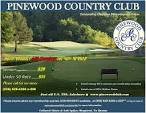 Pinewood Country Club - Home   Facebook