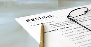 Resume Building Enchanting Get Your Resume In Good Form