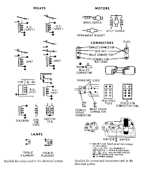 bronco com technical reference wiring diagrams circuit symbols · electrical symbols