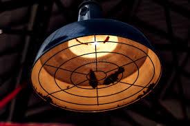 a rusty chandelier
