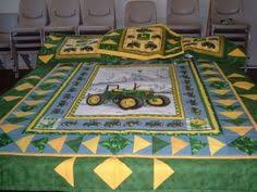John Deere Quilts | Quilts and paternal I like | Pinterest | Hand ... & It's starting to get chilly in many parts of the country, so why not use a John  Deere quilt to keep warm? Check out these ten hand-stitched masterpieces ... Adamdwight.com
